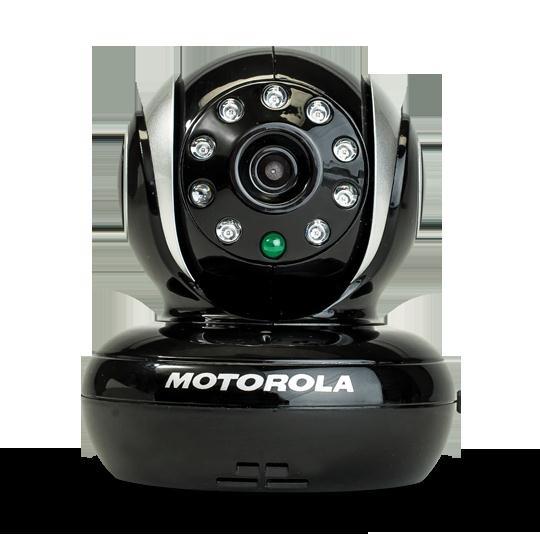 motorola wi fi video baby monitor camera model blink1 b new in box ebay. Black Bedroom Furniture Sets. Home Design Ideas