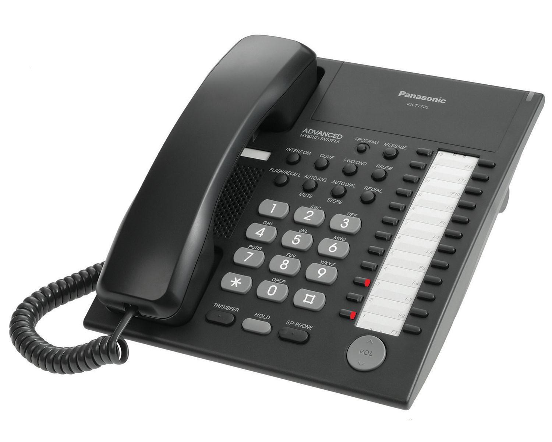 New Panasonic Business Telephones 24 Button Speakerphone ...